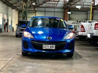 2010 Mazda 3 BL10F1 Neo Activematic Blue 5 Speed Sports Automatic Sedan.