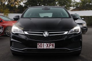 2017 Holden Astra BK MY17 RS-V Black 6 Speed Sports Automatic Hatchback.