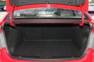 2012 Holden Cruze JH Series II MY12 SRi Red 6 Speed Sports Automatic Sedan