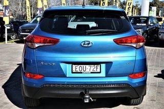 2017 Hyundai Tucson TLe MY17 Active AWD Blue 6 Speed Sports Automatic Wagon