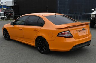 2014 Ford Falcon FG MK2 XR6T Orange 6 Speed Auto Seq Sportshift Sedan