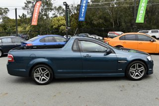 2012 Holden Commodore VE II MY12 SV6 Blue 6 Speed Manual Utility