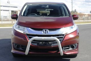 2015 Honda Odyssey RC VTi Carnelian Red Continuous Variable Wagon