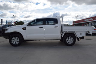2020 Ford Ranger PX MkIII 2020.75MY XL Arctic White 6 Speed Sports Automatic Double Cab Chassis