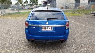 2014 Holden Commodore VF MY15 SV6 Blue 6 Speed Automatic Sportswagon