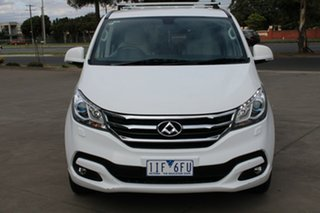 2016 LDV G10 SV7A (9 Seat Mpv) White 6 Speed Automatic Wagon.