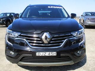 2016 Renault Koleos HZG Zen X-tronic Black 1 Speed Constant Variable Wagon
