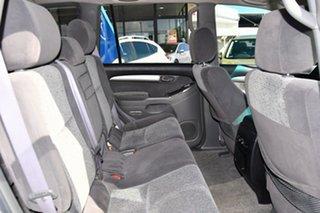 2007 Toyota Landcruiser Prado KDJ120R GXL White 5 Speed Automatic Wagon