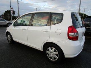 Honda Jazz GLI White Hatchback.
