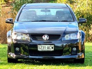 2009 Holden Commodore VE MY09.5 SV6 Black 5 Speed Sports Automatic Sedan.