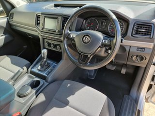 2019 Volkswagen Amarok 2H MY19 TDI550 4MOTION Perm Core Reflex Silver 8 Speed Automatic Utility.