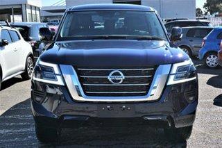 2020 Nissan Patrol Y62 Series 5 MY20 TI Blue 7 Speed Sports Automatic Wagon.