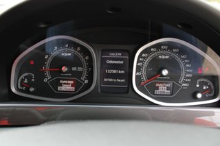 2011 Holden Special Vehicles Maloo E Series 3 R8 SV Black Edition Black 6 Speed Manual Utility