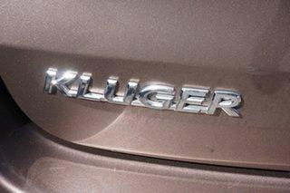 2016 Toyota Kluger GSU50R GX 2WD Brown 6 Speed Sports Automatic Wagon
