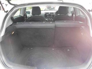 2013 Kia Rio UB S White 4 Speed Automatic Hatchback