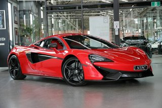 2016 McLaren 570S P13 SSG Red 7 Speed Sports Automatic Dual Clutch Coupe.