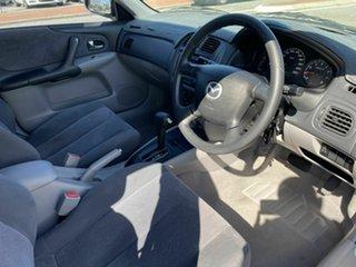 2002 Mazda 323 Astina SP20 Silver 4 Speed Automatic Hatchback