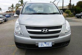 2011 Hyundai iLOAD TQ-V MY11 Silver 5 Speed Sports Automatic Van.