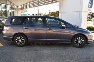 2008 Honda Odyssey 3rd Gen MY07 Luxury Grey 5 Speed Sports Automatic Wagon