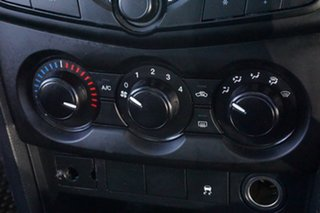 2017 Mazda BT-50 UR0YE1 XT 4x2 Hi-Rider White 6 Speed Sports Automatic Cab Chassis