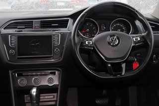 2016 Volkswagen Tiguan 5N MY17 110TSI DSG 2WD Trendline Silver 6 Speed Sports Automatic Dual Clutch