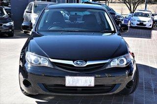2011 Subaru Impreza G3 MY11 R AWD Grey 5 Speed Manual Hatchback.