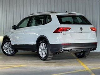 2021 Volkswagen Tiguan 5N MY21 132TSI Comfortline DSG 4MOTION Allspace White 7 Speed.