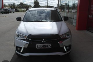 2019 Mitsubishi ASX XC MY19 Black Edition 2WD 1 Speed Constant Variable Wagon.