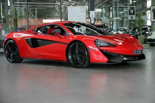 2016 McLaren 570S P13 SSG Red 7 Speed Sports Automatic Dual Clutch Coupe