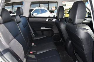 2012 Subaru Forester S3 MY12 X AWD Luxury Edition Satin White 4 Speed Sports Automatic Wagon
