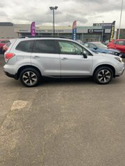 2017 Subaru Forester S4 MY18 2.5i-L CVT AWD Special Edition Silver 6 Speed Constant Variable Wagon