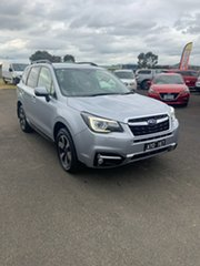 2017 Subaru Forester S4 MY18 2.5i-L CVT AWD Special Edition Silver 6 Speed Constant Variable Wagon.