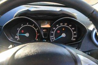 2017 Ford Fiesta WZ Sport Blue 5 Speed Manual Hatchback