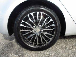 2016 Kia Cerato YD MY16 S Silver 6 Speed Automatic Hatchback