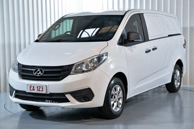 Used LDV G10 SV7C Hendra, 2015 LDV G10 SV7C White 5 Speed Manual Van