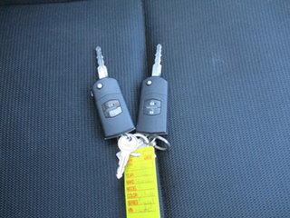 2010 Mazda 3 BL10C1 MZR-CD White 6 Speed Manual Hatchback