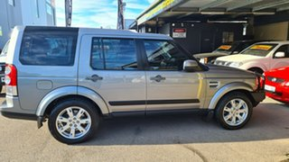 2011 Land Rover Discovery 4 MY11 3.0 SDV6 SE Grey 6 Speed Automatic Wagon