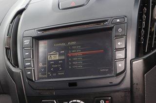 2017 Isuzu D-MAX MY17 SX Crew Cab 4x2 High Ride White 6 Speed Sports Automatic Utility