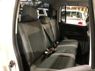 2013 Volkswagen Amarok 2H MY13 TDI420 4Motion Perm Ultimate White 8 Speed Automatic Utility