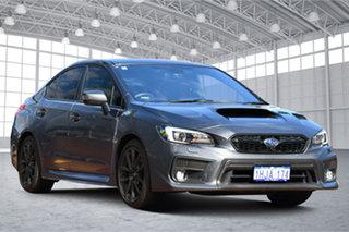 2019 Subaru WRX V1 MY20 Premium Lineartronic AWD Grey 8 Speed Constant Variable Sedan.