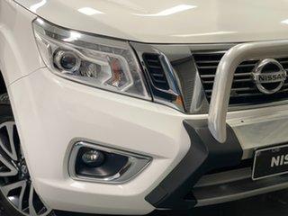 2016 Nissan Navara D23 S2 ST 4x2 White 7 Speed Sports Automatic Utility.