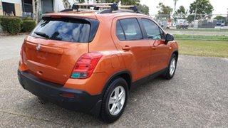 2013 Holden Trax TJ LS Orange 6 Speed Automatic Wagon.
