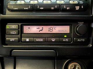 2001 Nissan Pathfinder WX II MY2002 TI Silver 4 Speed Automatic Wagon
