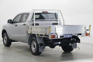2014 Mazda BT-50 UP0YF1 XT 4x2 Hi-Rider Silver 6 Speed Sports Automatic Utility.