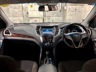 2017 Hyundai Santa Fe DM3 MY17 Active Red 6 Speed Sports Automatic Wagon