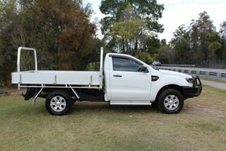 2018 Ford Ranger PX MkII 2018.00MY XL White 6 Speed Sports Automatic Cab Chassis
