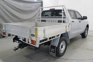 2014 Mazda BT-50 UP0YF1 XT 4x2 Hi-Rider Silver 6 Speed Sports Automatic Utility