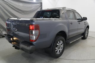 2016 Ford Ranger PX MkII Wildtrak Double Cab Meteor 6 Speed Sports Automatic Utility