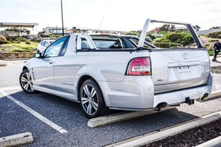 2013 Holden Ute VF MY14 SV6 Ute Silver 6 Speed Sports Automatic Utility.
