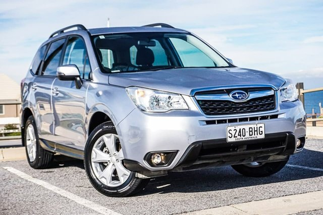 Used Subaru Forester S4 MY15 2.5i-L CVT AWD Christies Beach, 2015 Subaru Forester S4 MY15 2.5i-L CVT AWD Silver 6 Speed Constant Variable Wagon